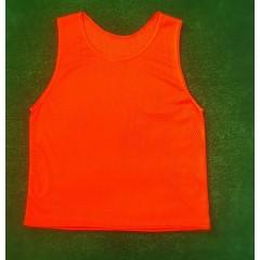 Манишка футбольная NB Premium оранжевая