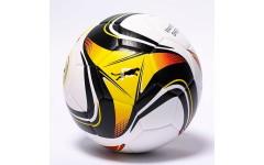 Мяч футбольный игровой NB PANTERA ENERGY бело/жёлто/чёрный (термосшивка)