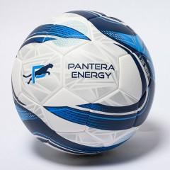 Мяч футбольный игровой NB PANTERA ENERGY бело/сине/т.синий (термосшивка)