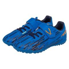 Детские сороконожки для футбола JOGEL Rapido JSH201-K синий