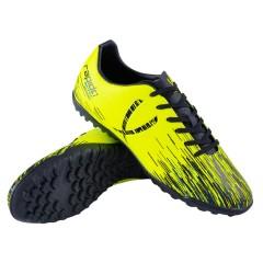 Детские (подростковые) сороконожки для футбола JOGEL Rapido JSH201-Y лаймовый