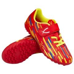 Детские сороконожки для футбола JOGEL Rapido JSH201-K красный