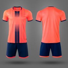 Футбольная форма NB PSG оранжевая/т.синия