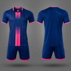 Футбольная форма NB PSG т.синяя/фукси